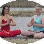 Attend Yoga with Carmen and Dennis at Sunrise Ranch, headquarters of the Emissaries of Divine Light