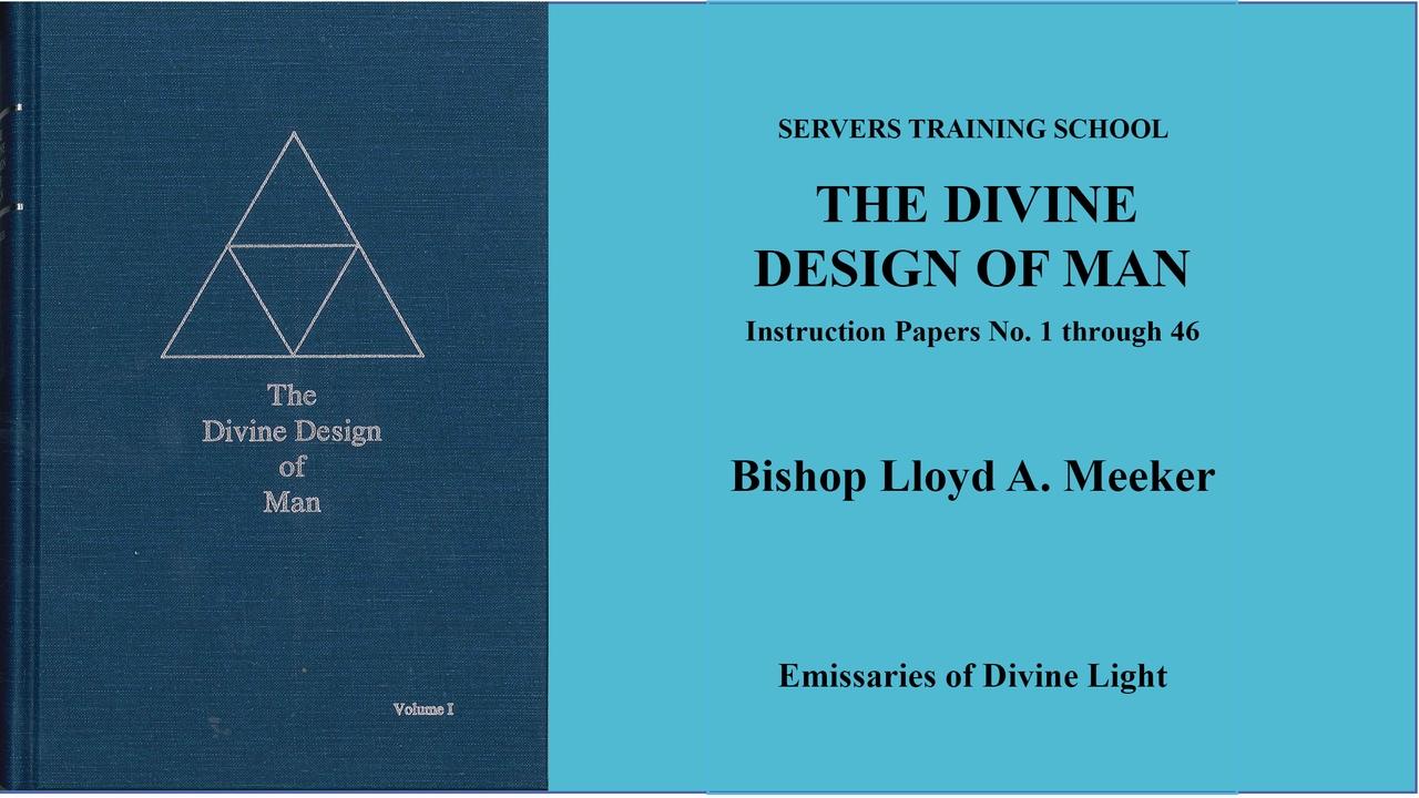 102-The Divine Design of Man, Vol. 1