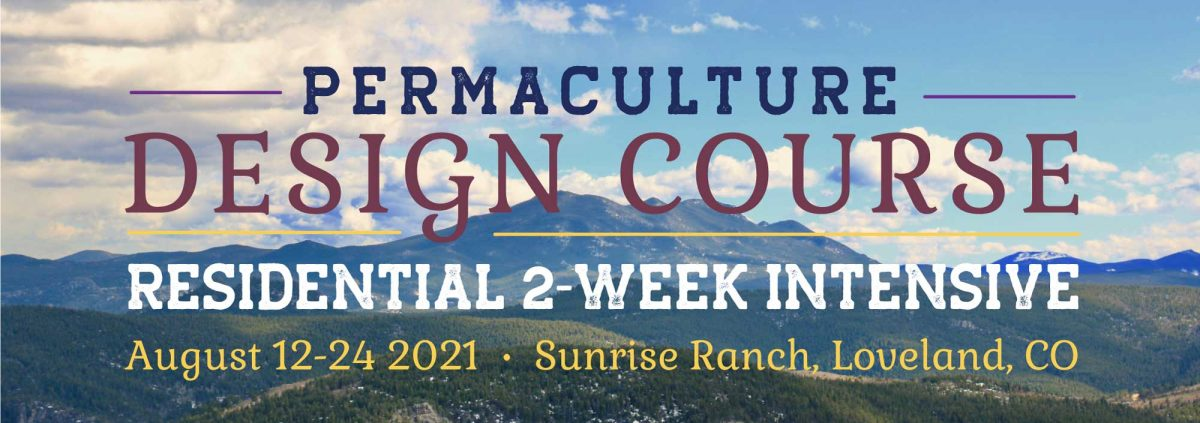 Permaculture Design Course 2-week Intensive